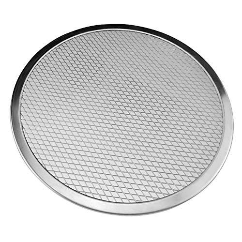 DOITOOL - Sartén para pizza (aluminio, 40 cm)