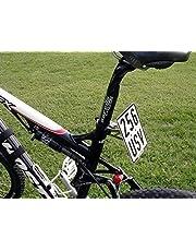 Kentekenplaathouder voor e-bike, e-bike, elektrische fiets, kentekenplaathouder, universeel