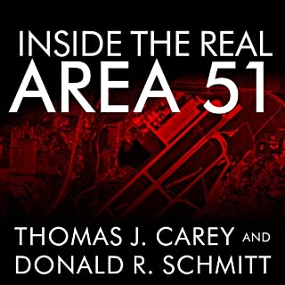 Inside the Real Area 51 cover art