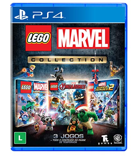 Lego Marvel Collection - PlayStation 4