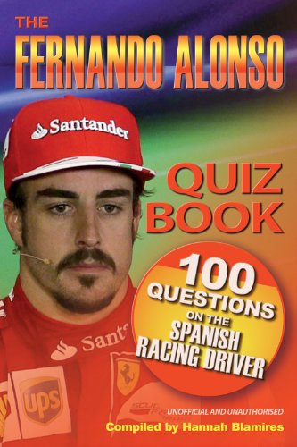 The Fernando Alonso Quiz Book (English Edition)