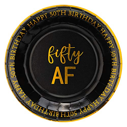 Find Discount Crisky AF Series Birthday Plates
