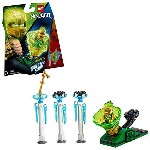 LegoNinjago70681 Spinjitzu Slam - Lloyd, Bauset