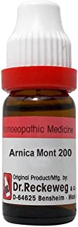 Dr. Reckeweg Germany Homeopathic Arnica Montana (200 CH) (11 ML) by Exportdeals