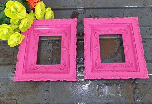 Picture Frame Photo Frames Art Magenta Pink Girls