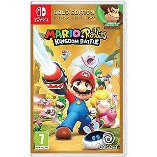 Mario Plus Rabbids Kingdom Battle Gold Edition (Nintendo Switch) (B07DNZCSBT)   Amazon price tracker / tracking, Amazon price history charts, Amazon price watches, Amazon price drop alerts
