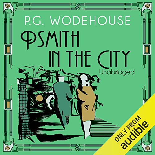 Psmith in the City cover art