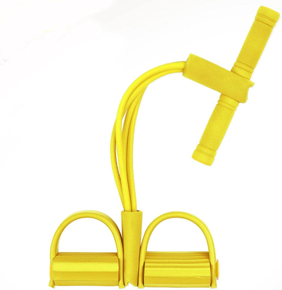 Arm Expander Foot Stirrups High quality new Puller for Aids Weight Loss Sit-Up fo Regular store