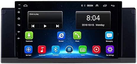 Lionet GPS Navigation for Car BMW 5 Series E39,1994-2003 8Inch Android 6.0 4G Network 1G / 16G Dedicated GPS Navigation, Radio, HiFi, Bluetooth, GPS Navigator