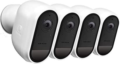Swann Wire-Free 1080p Security Camera, 4 Pack