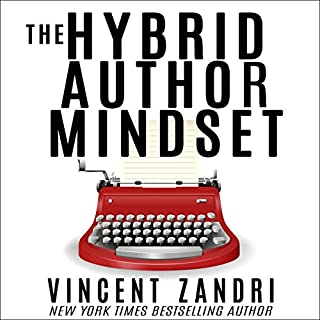 The Hybrid Author Mindset audiobook cover art