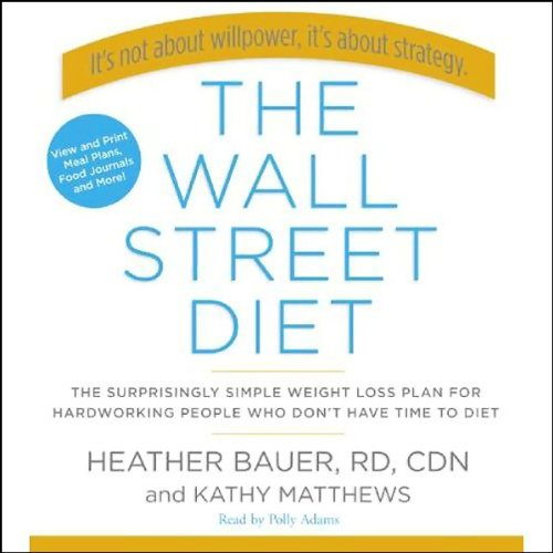 The Wall Street Diet audiobook cover art