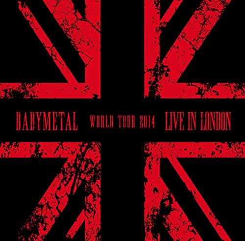 【メーカー特典あり】 LIVE IN LONDON - BABYMETAL WORLD TOUR 2014 - (LEGEND LIVE SERIES ハンドタオル (LIVE IN LONDON - BABYMETAL WORLD TOUR 2014 -)付) [Analog]