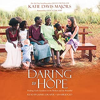 Daring to Hope audiobook cover art