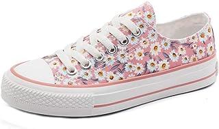 ZOSYNS Damesschoenen, slip-on schoenen, wandelschoenen, meisjes, ademend, platte schoenen, outdoor schoenen, maat 35-40