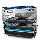 Black Point Toner 2 St. Kompatibel zu HP CF259A mit Chip - Schwarz - für HP: Laserjet Pro MFP M428dw, Laserjet Pro MFP M428fdn, Laserjet Pro MFP M428fdw, Laserjet Pro M404dn Laserjet Pro M404dw M404n