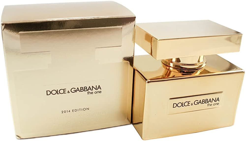 Dolce & gabbana the one eau de parfum  da donna 50 ml - edizione limitata 0737052742410