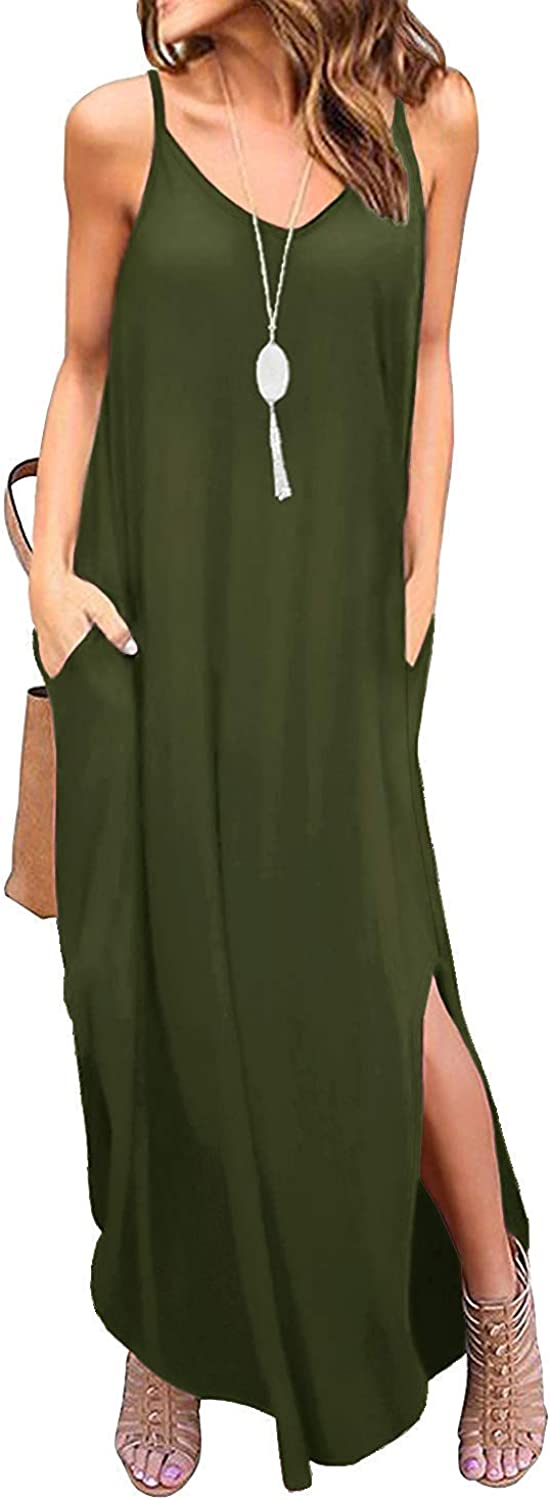 I2crazy 5 ☆ popular Women's OFFicial store Summer Casual Loose Dress Beach Long Cover Up Ca