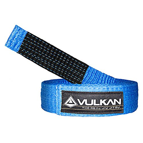 Vulkan Fight Company Brazilian Jiu Jitsu, BJJ Belt for Martial Arts Sports, Blue, A2