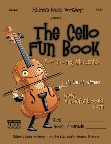 commercial Fun Cello Book: For Young Students student cellos
