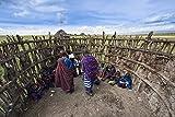 Kunstdruck/Poster: E.Amer Maasai People - hochwertiger