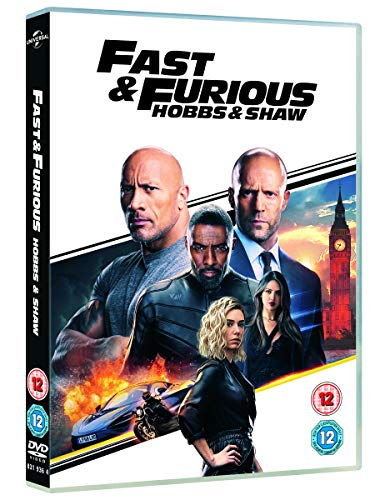 Fast & Furious Presents Hobbs & Shaw (DVD) [2019]