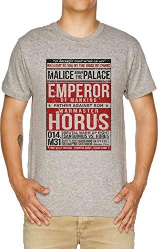 Malice Above The Palace Herren T-Shirt Grau