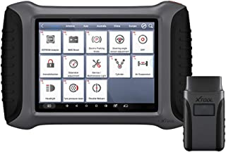 XTOOL A80 Code Scanner 8 Inch Tablet Full System Car Diagnostic Tool OBDII Car Repair Tool Key Immobilizer/EPS/Service Light Reset/Mileage/EPB/TPS/ABS Programming(A80)