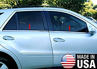 Best mercedes ml350 window sill trim Reviews