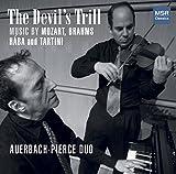 The Devil's Trill - W.A. Mozart: Violin Sonata No.21; Brahms: Violin Sonata No.1; Hába: Hudba; Tartini: Violin Sonata in G minor, The Devil's Trill
