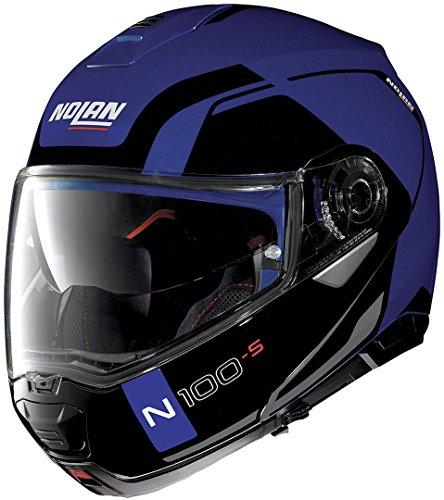 NOLAN N100-5 CONSISTENCY N-COM FLAT CAYMAN BLUE S