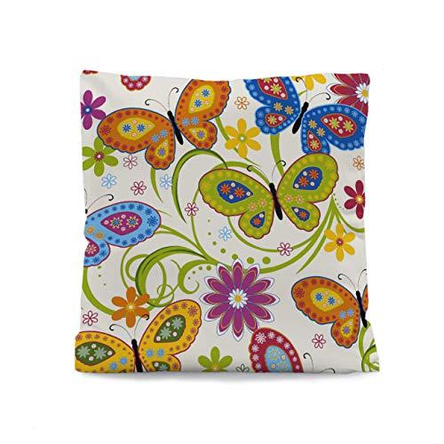 SABANALIA - Cuadrante Butterflies - 50 x 50