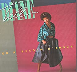 Diane Tell: On A Besoin D'amour LP VG++/NM Canada Polydor 2424 249 pinhole,