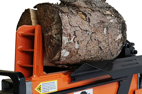 Forest master Lightweight 5 Ton Fast Electric Hydraulic FM5 Log Splitter 2200 Watt Wood Axe