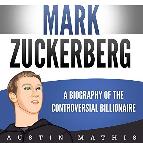 Mark Zuckerberg cover art