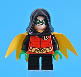 LEGO Robin Minifigure Exclusive with Hood 76056 DC Super Heroes