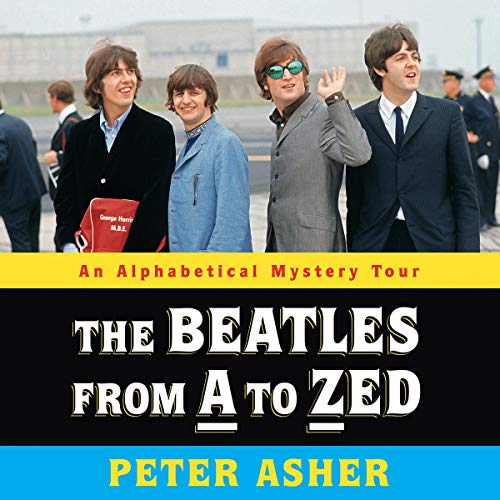 Couverture de The Beatles from A to Zed