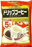 アバンス アロマ5 モカブレンド 5袋入 40g