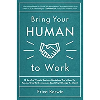 Bring Your Human to Work cover art