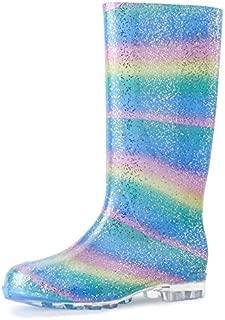 Best women's glitter rain boots Reviews