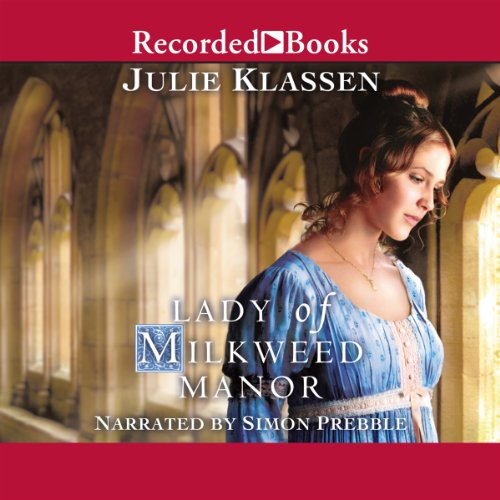 Lady of Milkweed Manor audiobook cover art