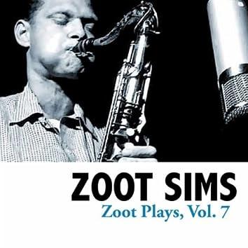 Zoot Plays, Vol. 7