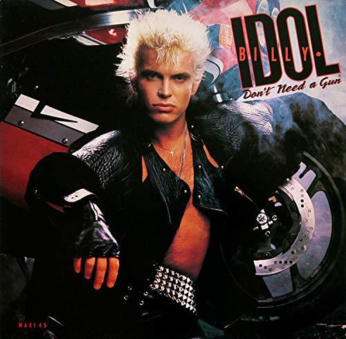 Don't need a gun (Melt Down, 1987) / Vinyl Maxi Single [Vinyl 12'']