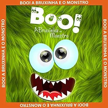 BOO !A Bruxinha e o Monstro