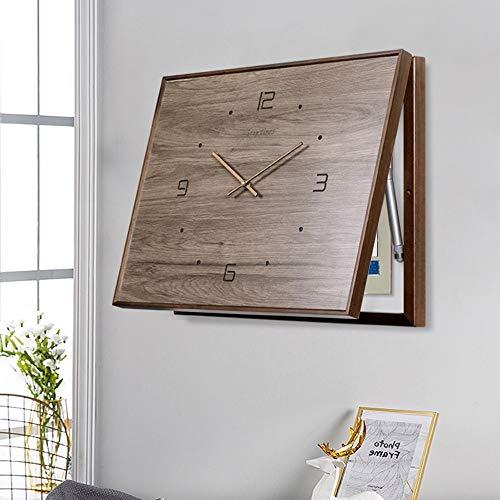 SVHK Interruptor moderna Contador eléctrico de la caja decorativo reloj de pared...