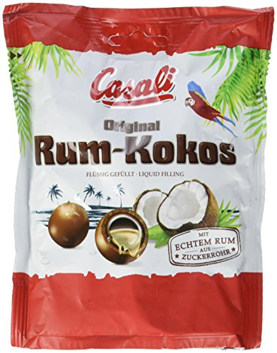 Casali Rum-Kokos Dragees, 6er Pack (6 x 175 g)