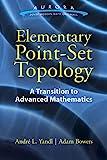 Elementary Point-Set Topology: A Transition to Advanced Mathematics (Aurora: Dover Modern Math Originals) - Andre L. Yandl