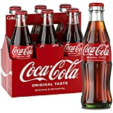 Coca-Cola Soda Soft Drink, 8 fl oz (pack of 6)
