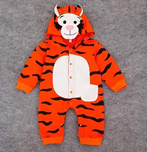 Baby Overall Frühling Baby Kleidung Baby Junge Niedliche Cartoon Tiger Strampler...