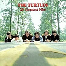 The Turtles: 20 Greatest Hits by Turtles (1990) Audio CD
